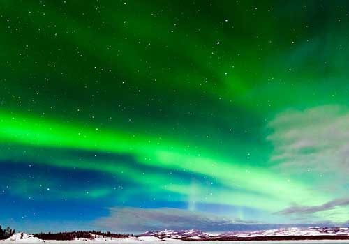 Polar Lights - Yukon Territory