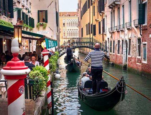 Romantic Venice | A Gondola Ride