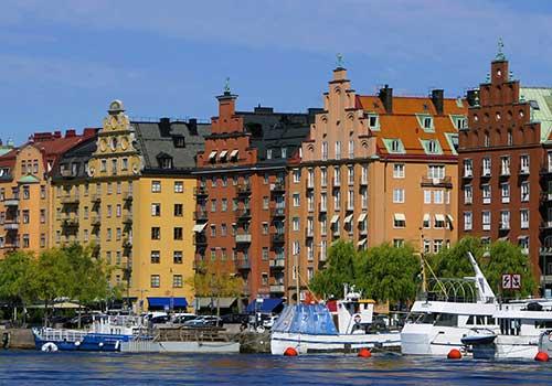 Stockholm,-Sweden-Architecture
