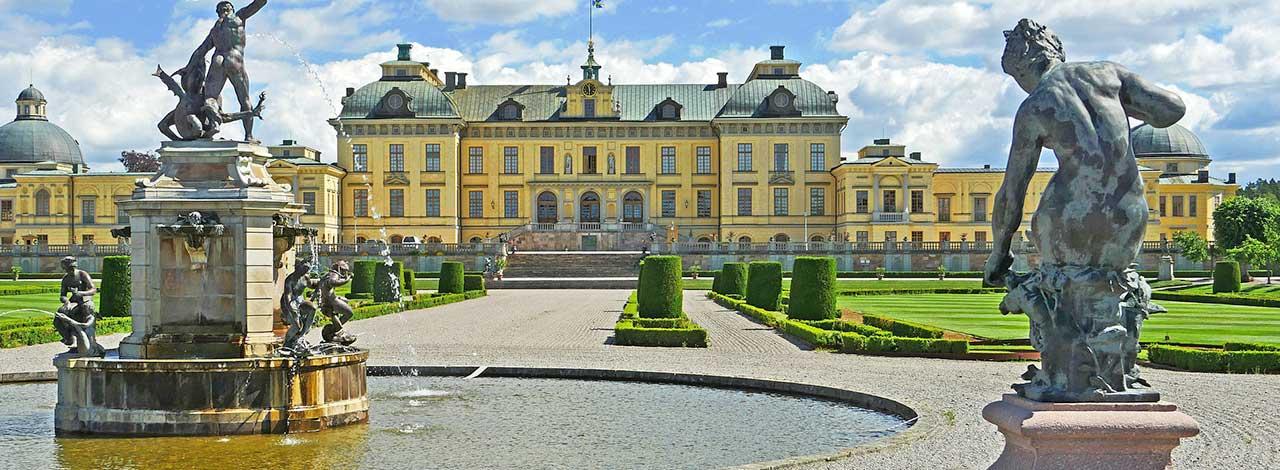 Stockholm, Sweden - Palace