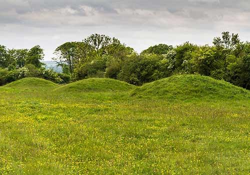 Ancient Britain - Barrows