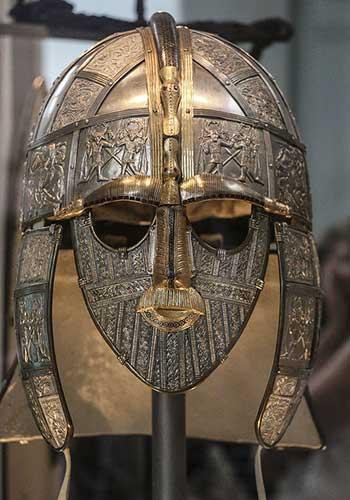 Ancient Britain - Sutton Hoo Helmet