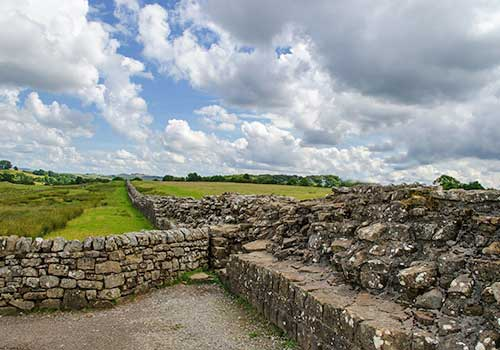 Ancient Britain - Hadrian's Wall