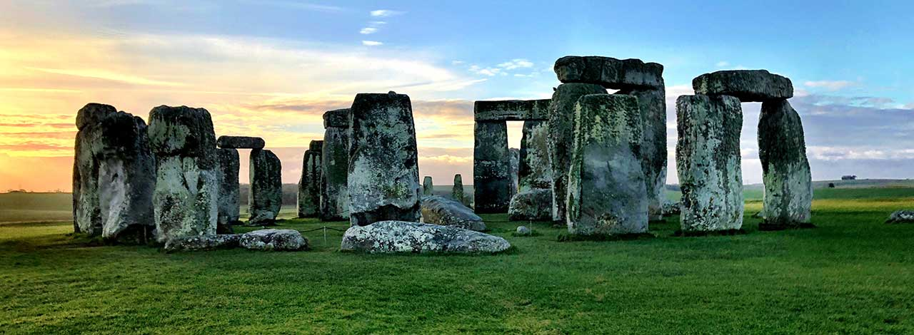 Ancient Britain - Stonehenge