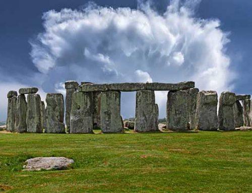 Ancient Britain – Sutton Hoo, Stonehenge & Hadrian's Wall