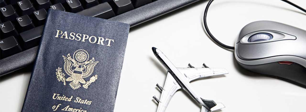 Get a U.S. passport--Header