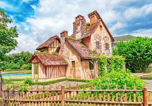 Queen's hamlet Farm