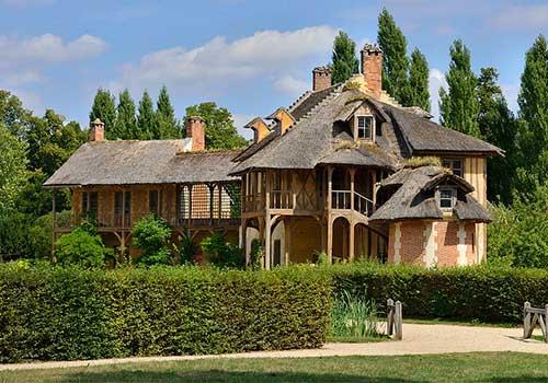 Queen's Hamlet - Queen's House