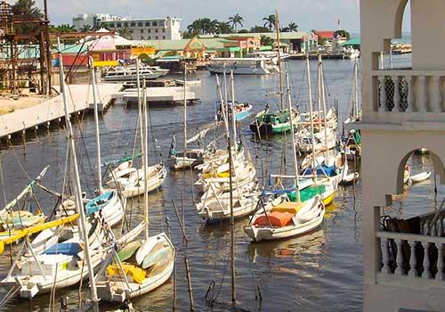 Belize Harbour