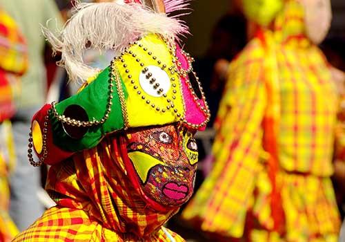 Guadeloupe Islands Caribbean - Carnival