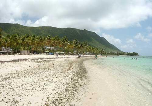 Guadeloupe-Islands-Caribbean--La-desirade-white-sand