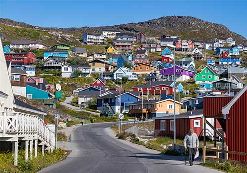 Greenland-Qaqortoqt